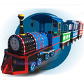 Trackless Train For Kids Electric Trackless Train