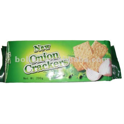 200g onion cracker