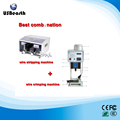 Best combination Wire Crimping Machine, Cable Crimper machine + wire peeling striping cutting machine