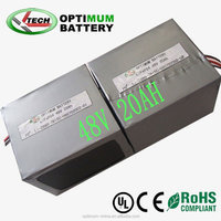 electric motorcyle,electric vehicle lithium battery pack 48V 20Ah