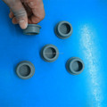36mm diameter silicone rubber seal stopper