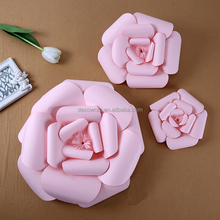 Longsun PF2020 handmade paper decoration big flowers