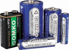 dry cell battery sizes r6p, AA size battery,um-3 battery,1.5v, aluminum jacket