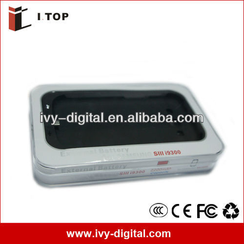 External Power Pack Backup Battery for Samsung Galaxy S3