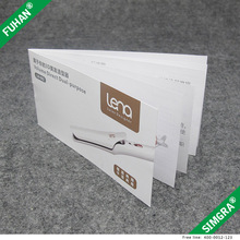 Custom Design Coated Paper Various Color Brochure <strong>Printing</strong>