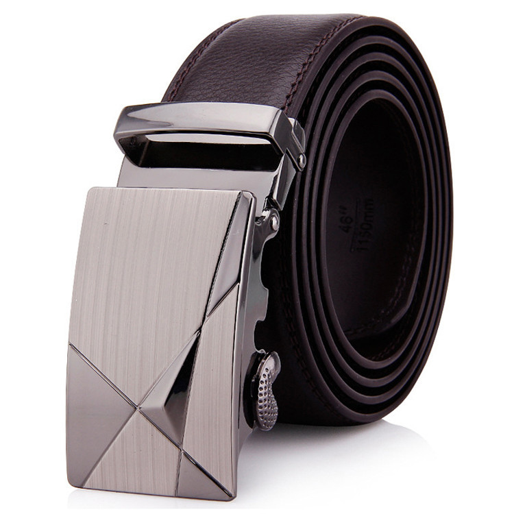 Designer Leather Belts, Best Belt for Man, Auto Buckle Belt