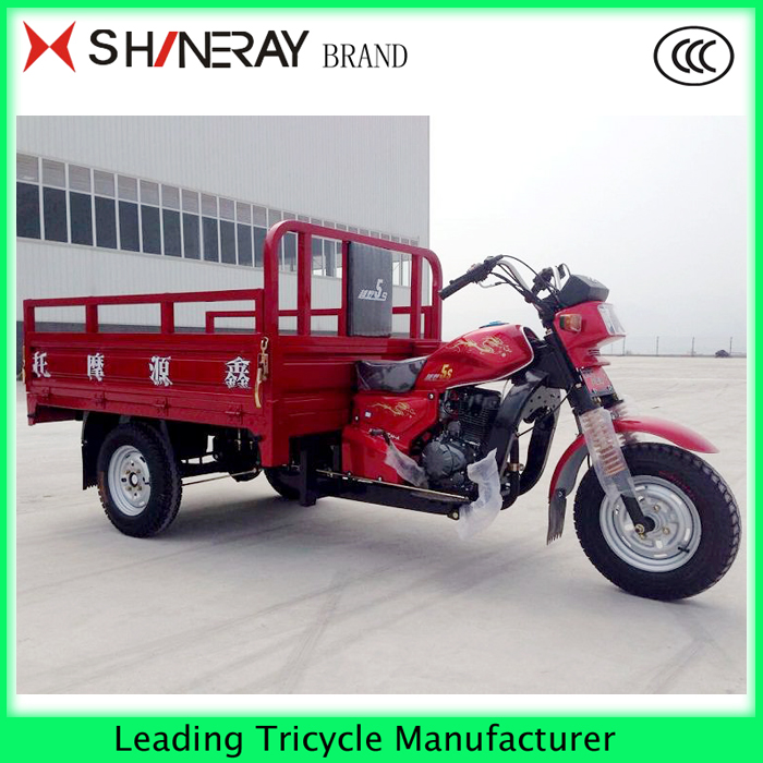 Chinese Top Three Wheel Motorcycle Scooter 200cc Cargo