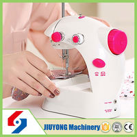 Practical and affordable sock sewing machine