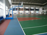 ITF certificate Tennis Court (acrylic acid material acid copolymer)