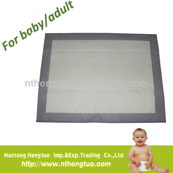 soft medical disposable underpad