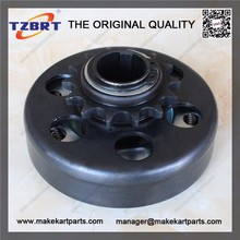 "New minibike Centrifugal Clutch 14 tooth 3/4"" #40/41 chain go kart companies go kart transmission reverse"
