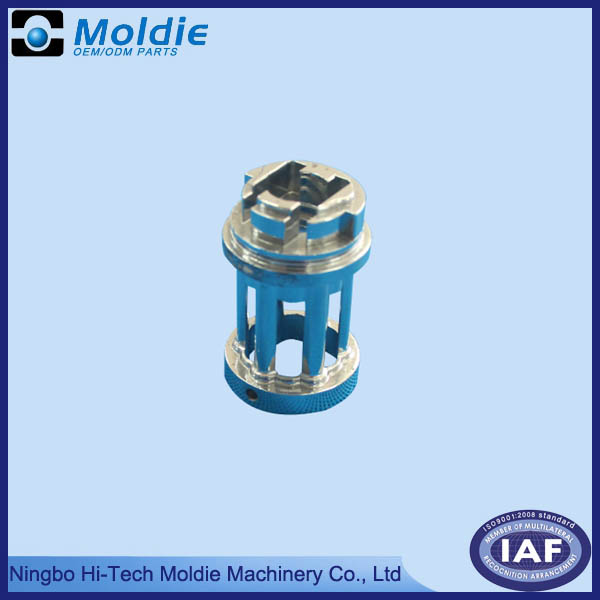 Aluminum die cast parts for cylinder lock