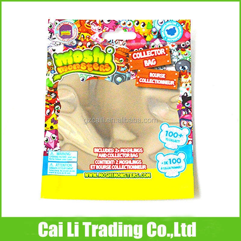 laminated toys packaging photo print plastic bags
