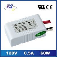 60W AC-AC Electronic Transformer for Down Light