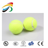 3pcs Unique Sports Customer logo tournament tennis balls