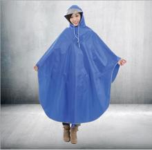 100% polyester ladies waterproof bicycle poncho