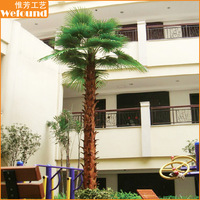 WEFOUND 5m/16.5ft Outdoor artificial palm tree for sale