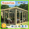 Beautiful Design New Technology Aluminum Winter Garden Glass House sunroom addition plans