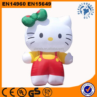 Advertising Gaint Inflatable Hello kitty For Sale