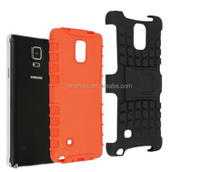 Cover case for huawei ascend mate 2 with holster