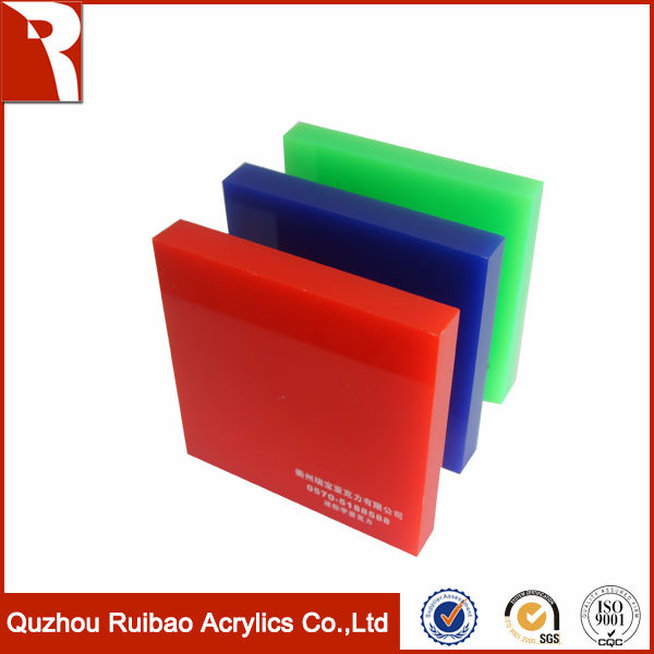 rpoa factory direct sale heat resistance acrylic pmma sheet