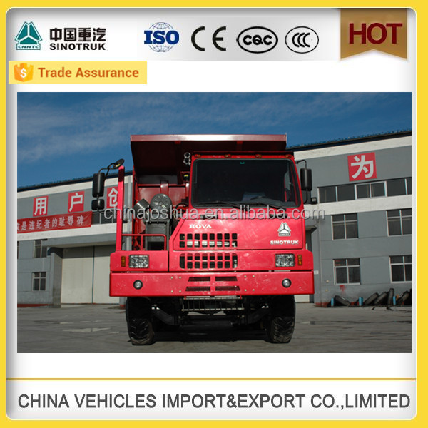 hot sale sinotruk investor relations 420hp 10 Wheel dump truck for mine work