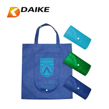 Factory OEM Custom foldable non woven promotional shopping tote bag
