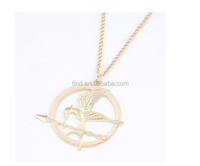 The Hunger Games bird Choker necklace fashion colorful jewelry necklace 2014 M240