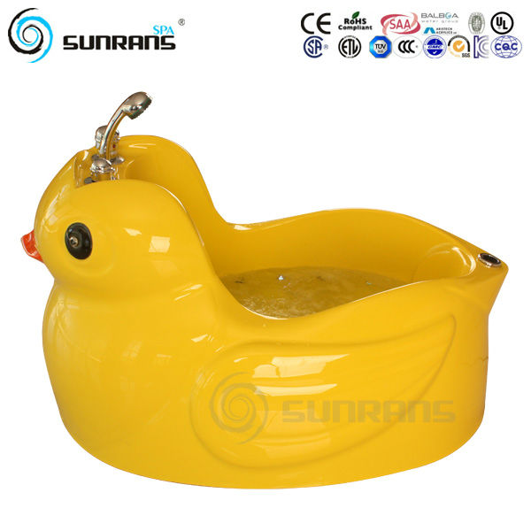 Very small different size portable baby folding bathtub