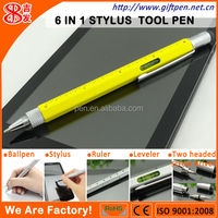 6 In 1 Multifunction Screwdriver Ruler