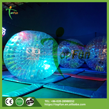 Best material PVC inflatable Zorb ball,Land walking ball for hot sale