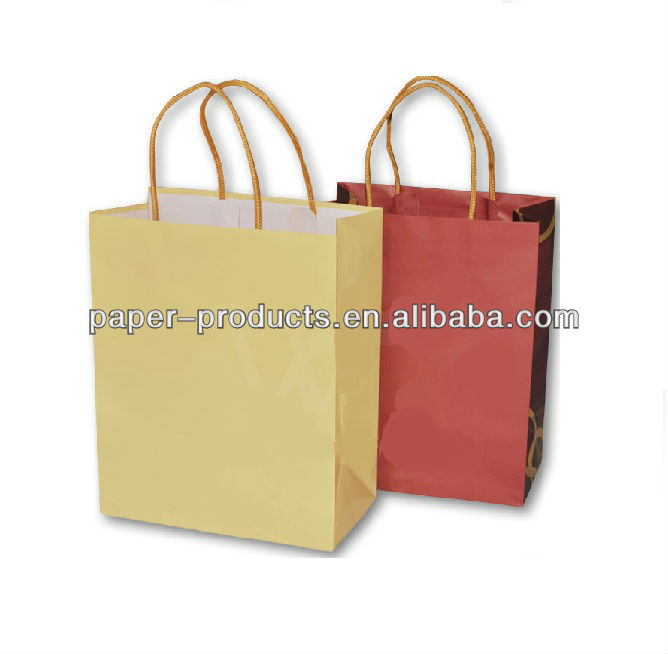 plastic lined paper bags special design paper bag optical design