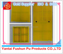 305*610*30 PU dewatering screen for quarry ,tailing ,sand