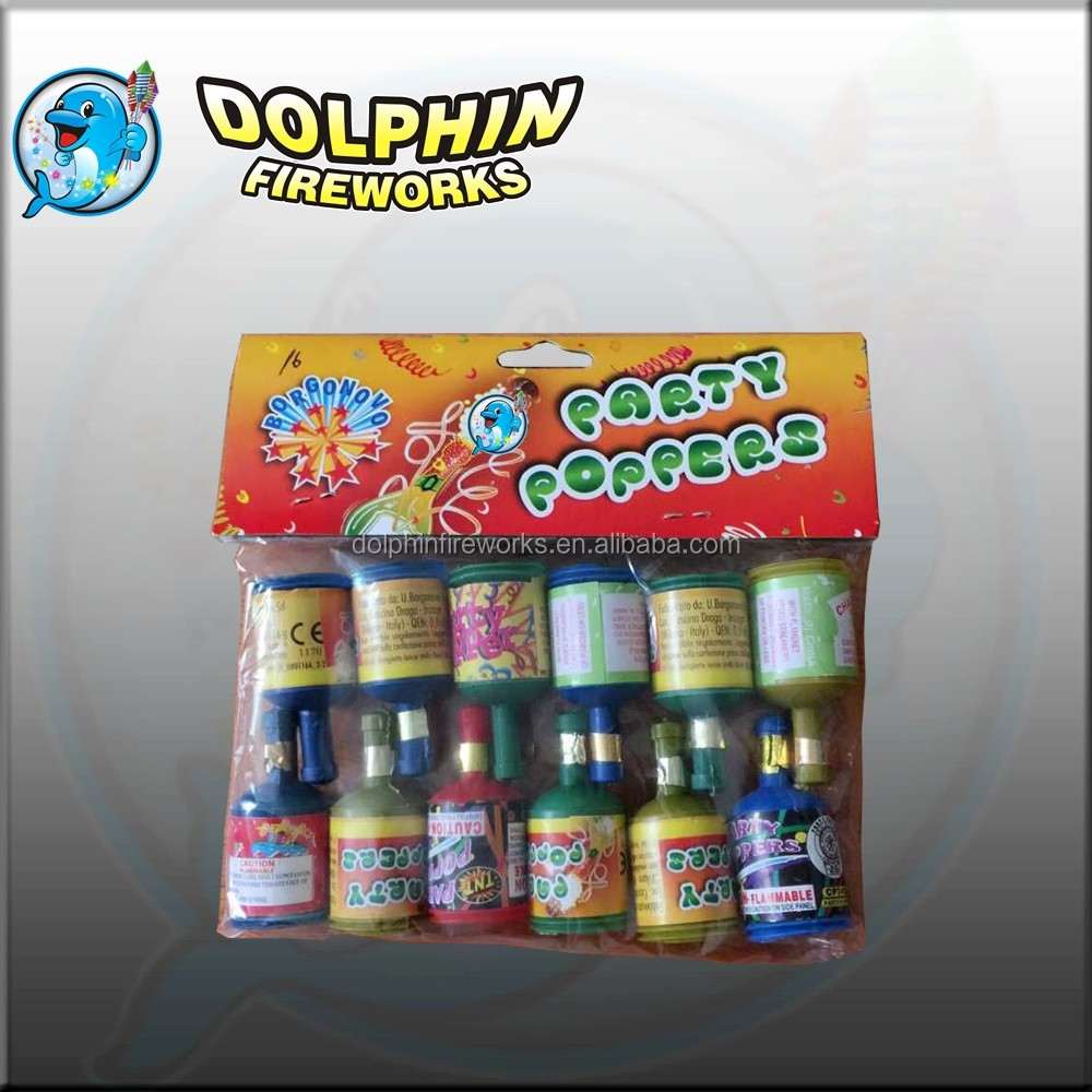 party popper fireworks best for weddings decoration