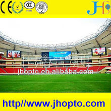 high resolution full color led football arena screens