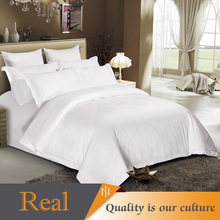 Jacquard bed linen set for hotels with European style design