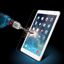 Wholesale Accessories For Apple Air 1 2 Pro Mini For Ipad tempered glass screen protector film