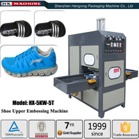Hot Sale High Frequency Shoe Making Machine with CE,China Leading Manufature