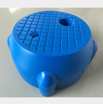 wholesale blow plastic umbrella base,water sand filled umbrella water base