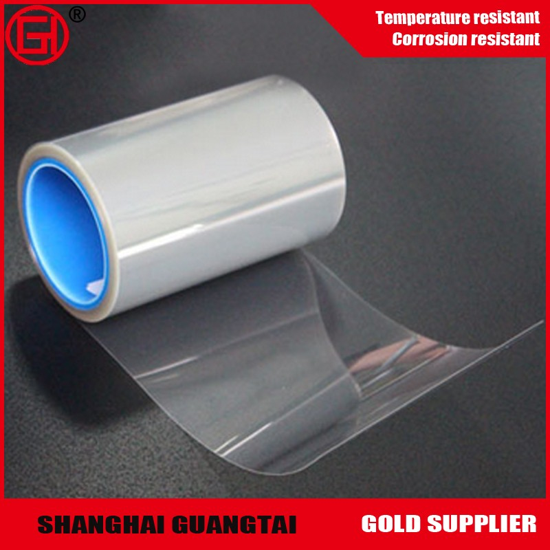 Cost price First Grade silicone coated red pet release film