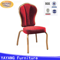 modern stacking metal cheaper price high quality different types hotel furniture used banquet chairs