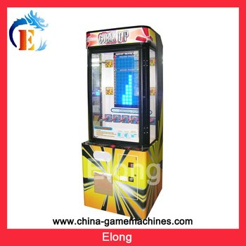 RM-EL-1703 Pile up prize stack machine