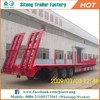 Factory Price 3 Axles Low Bed
