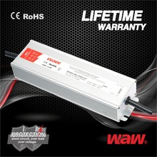 150w 12v/24v waterproof electronic led driver IP67