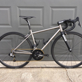 700C Titanium road bike frame custom 700C Titanium cyclocross bike frame custom