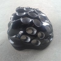 European style safety helmet decoration for bicycle helmet