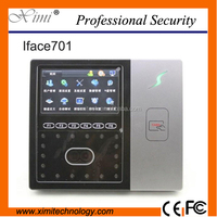 Optional Wireless Wi-Fi web-server and rfid card reader face time attendance and door access controller