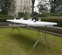 Newly design and cheap round plastic tables for sale