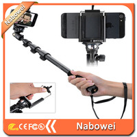 Hot Selling Selfie Stick YUNTENG188 With Extendable Monopod Selfie Stick Tripod In Stock