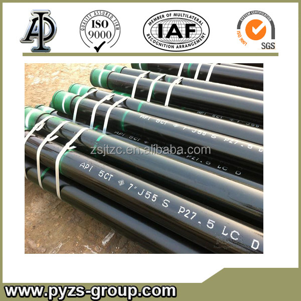 API enterprise focused on oil/gas well drilling cementing tool 20 years oil well drilling equipment Casing pipe